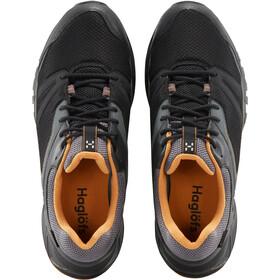 Haglöfs Trail Fuse GT Chaussures Homme, true black/desert yellow